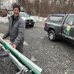 Bill Robinson, Pest Control Technician for Saratoga & Albany