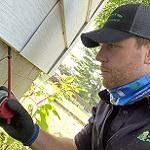 Grant Smith, Pest Control Technician for Saratoga & Albany