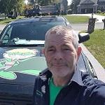 Jim Mullen, Pest Control technician for Saratoga