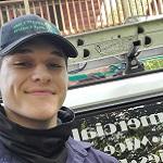 Ryan Wornall, Pest Control Technician in Saratoga NY